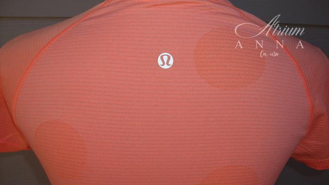 Lululemon Lululemon Silverscent Seamless Sports Tee, 6 Image 4