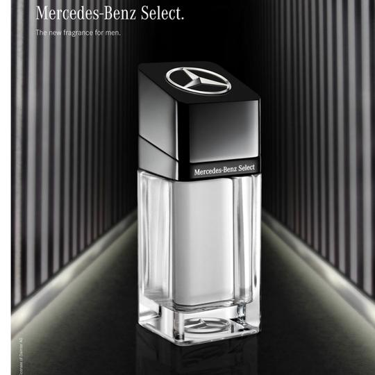 Other MERCEDES SELECT FOR MEN-EDT-3.4 OZ-100 ML-FRANCE Image 1