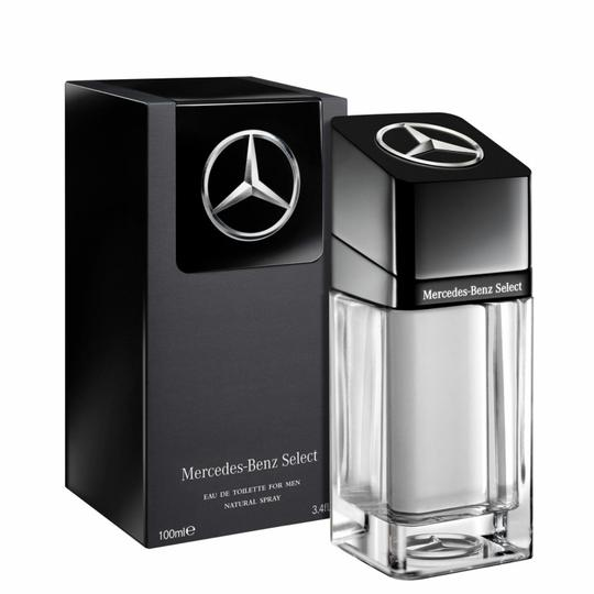 Other MERCEDES SELECT FOR MEN-EDT-3.4 OZ-100 ML-FRANCE Image 2