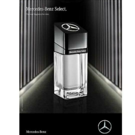 Other MERCEDES SELECT FOR MEN-EDT-3.4 OZ-100 ML-FRANCE Image 3