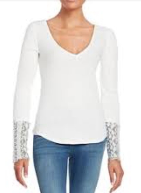 Free People Wethefree Thermal Sweater Image 2