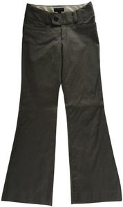 Banana Republic Martin Fit Wide Leg Trouser Pants Brown