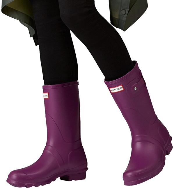 Item - Violet Boots/Booties Size US 6 Regular (M, B)