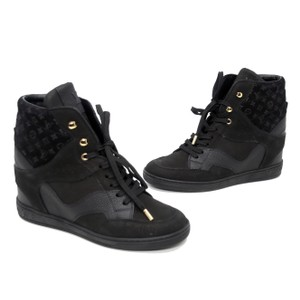36d9e7b6898 Black Louis Vuitton Boots   Booties - Up to 90% off at Tradesy