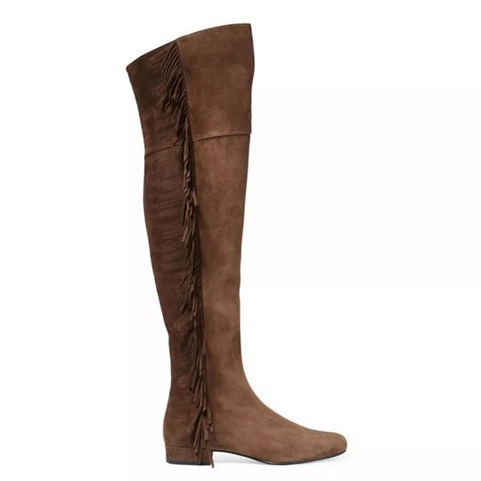 Saint Laurent Brown Boots Image 2