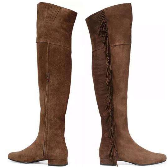 Saint Laurent Brown Boots Image 6