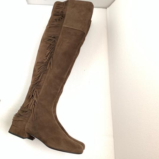 Saint Laurent Brown Boots Image 7