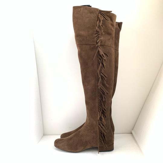 Saint Laurent Brown Boots Image 8