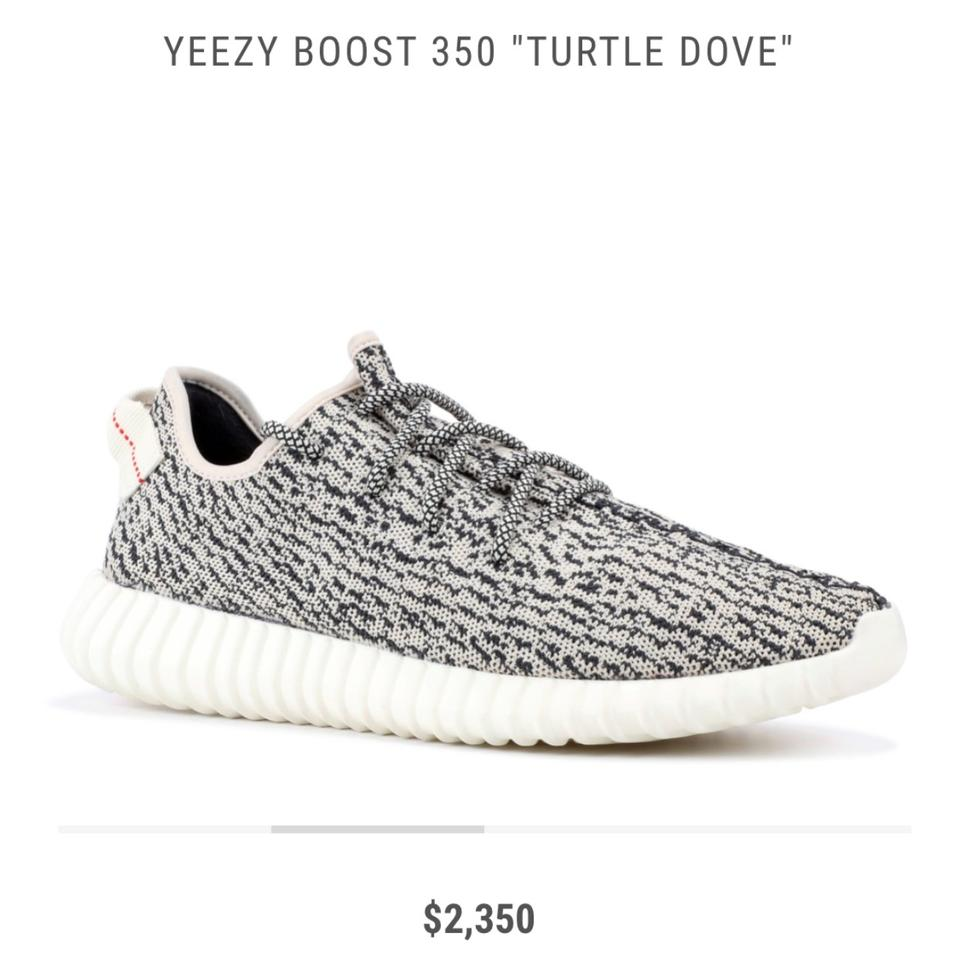 YEEZY Black and Off White Boost 350
