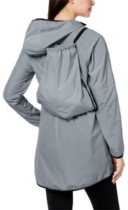 Calvin Klein Calvin Klein Performance Women's Packable Hooded Jacket, Steel, S