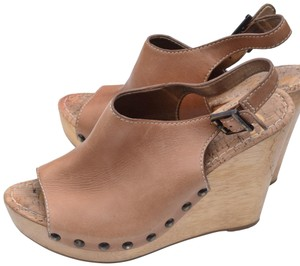 ebba503cd Beige Sam Edelman Wedges - Up to 90% off at Tradesy