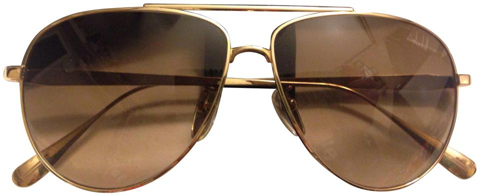 1c03b02ff75d Alfred Dunhill New Dunhill Aviator Titanium made in Japan Leather Case from  Italy Image 0 ...