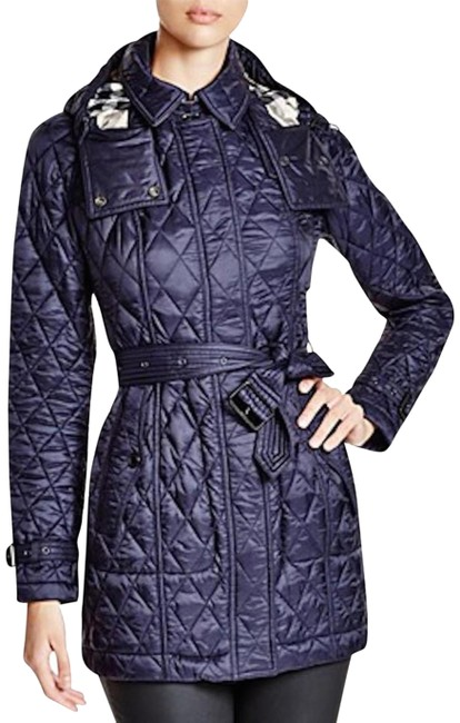 Preload https://img-static.tradesy.com/item/24690132/burberry-ink-finsbridge-belted-quilted-check-jacket-xsmall-coat-size-2-xs-0-2-650-650.jpg
