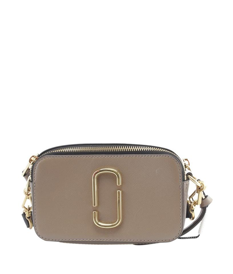 58ee121a7 Marc Jacobs Crossbody Leather Unknown Gold-tone Shoulder Bag Image 0 ...