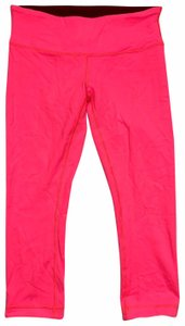 Lululemon Lululemon Legging Pants Hot Pink Women Sz 8 Stretch