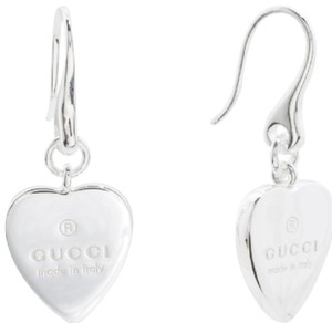 Gucci New authentic Gucci trademark heart drop earrings