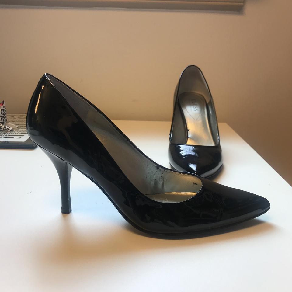28e50c4f176 Guess By Marciano Black Classic Pumps Size US 6.5 Regular (M
