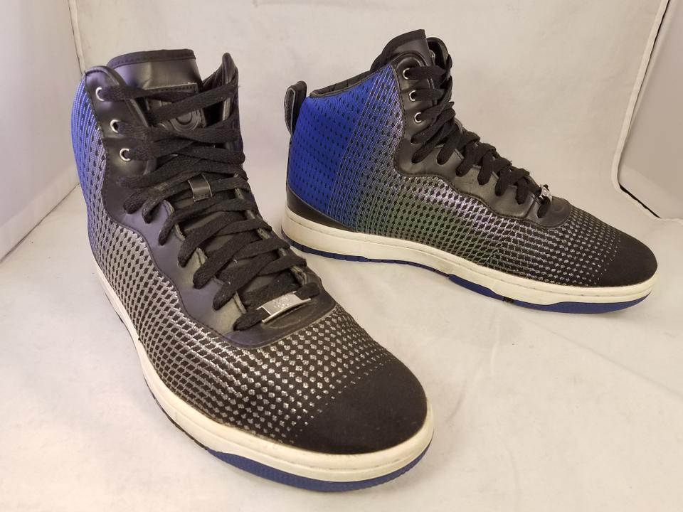 5e3f3d424843 Nike Black and Blue Kd Nsw Lifestyle Man Sneakers Blue Black 44.5 ...