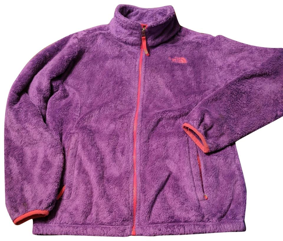 494b95144 The North Face Purple and Pink Girl Girl's Jacket Size 18 (XL, Plus 0x)