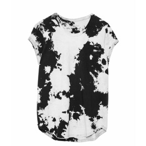 Zadig & Voltaire T Shirt black and white