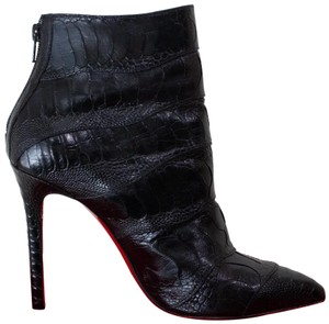 christian louboutin boots booties up to 70 off at tradesy rh tradesy com christian louboutin booties suede