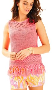 Lilly Pulitzer Top coral pink