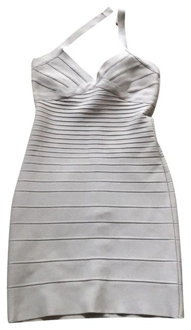 Item - White 2345 Off Mid-length Night Out Dress Size 10 (M)