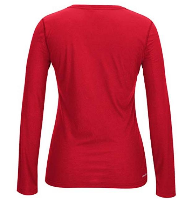adidas T Shirt Red Image 1