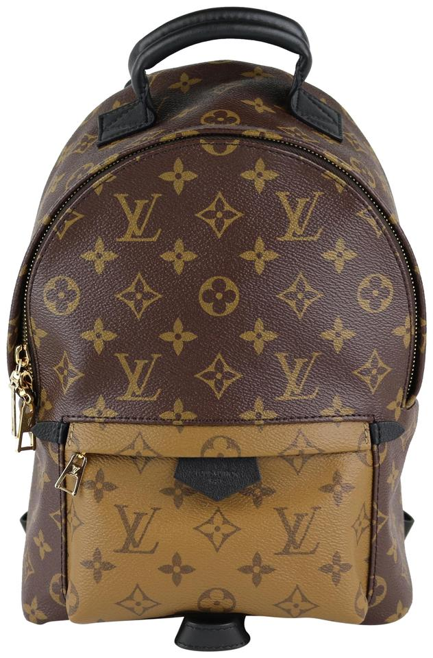 Louis Vuitton Palm Springs Pm Reverse Monogram Canvas Backpack - Tradesy 1627405465
