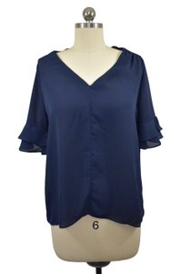 923ead247bed60 Blue Catherine Malandrino Blouses - Up to 70% off a Tradesy