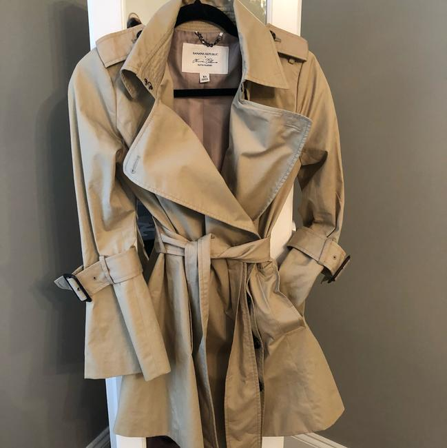 Banana Republic Trench Coat Image 4
