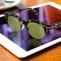 Tom Ford New Henri-02 TF598 55N Clubround Glass Lenses Sunglasses 52mm Image 3