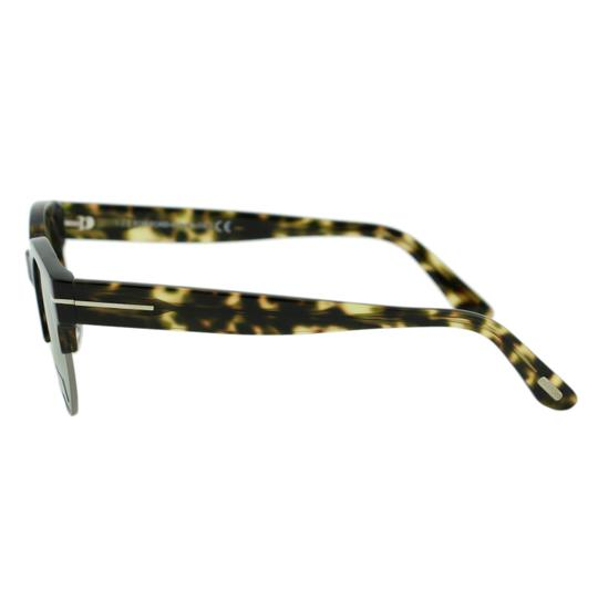 Tom Ford New Henri-02 TF598 55N Clubround Glass Lenses Sunglasses 52mm Image 6