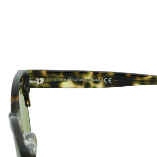 Tom Ford New Henri-02 TF598 55N Clubround Glass Lenses Sunglasses 52mm Image 7