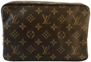 Louis Vuitton Louis Vuitton Monogram Toiletry Pouch Trousse Toilette 23