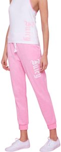 Juicy Couture Athletic Pants pink