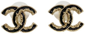 Chanel Chanel Classic CC Baroque Earrings