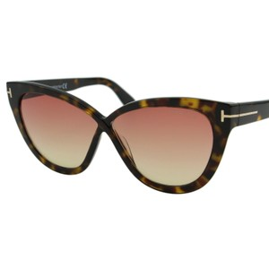 05112ce7ca Tom Ford New Tf Arabella Ft-511 Women Crossover Infinity Butterfly  Sunglasses