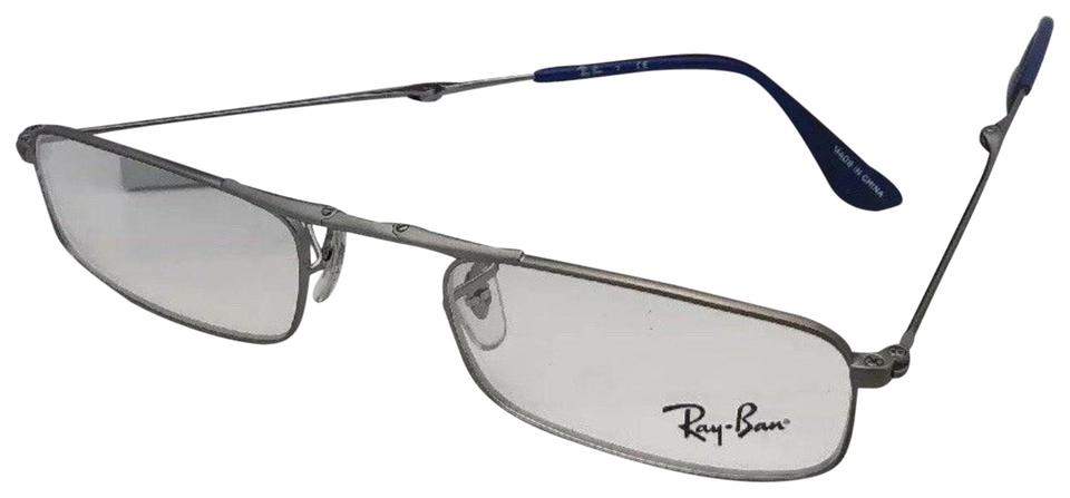 be4fcfaa03 Ray-Ban FOLDING RAY-BAN Eyeglasses Readers RB 6262 2620 51-21 Gunmetal ...