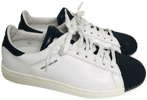 Moncler Sneakers Leather Musthave Casual white Athletic