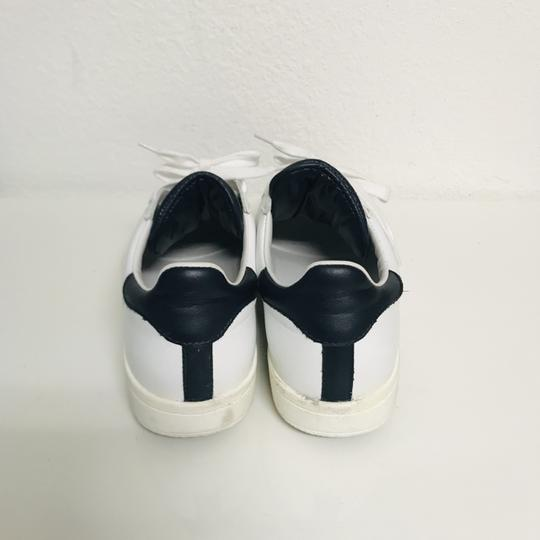 Moncler Sneakers Leather Musthave Casual white Athletic Image 2