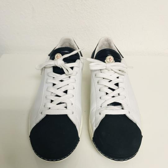 Moncler Sneakers Leather Musthave Casual white Athletic Image 3