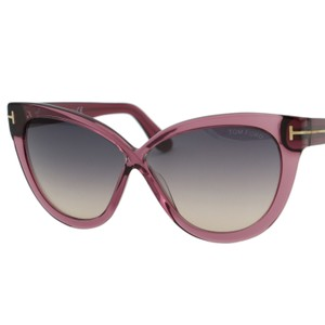 70332443b75 Tom Ford New Tf Arabella Ft-511 Women Crossover Infinity Butterfly  Sunglasses