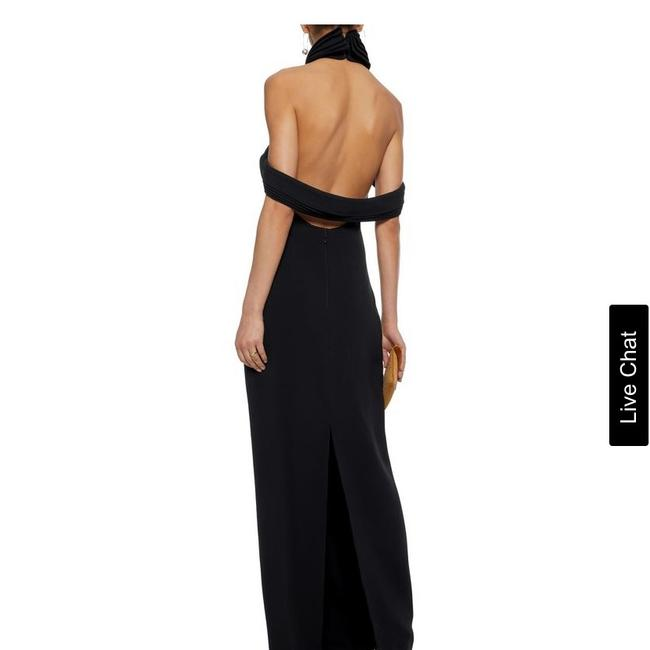 Brandon Maxwell Evening Gown Halter-neck Dress Image 1