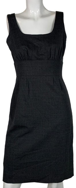 Preload https://img-static.tradesy.com/item/24696380/jcrew-gray-sheath-career-women-workoffice-dress-size-4-s-0-1-650-650.jpg