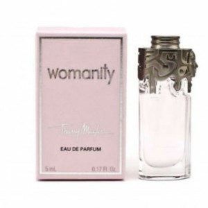 Thierry Mugler MINI-WOMANITY BY THIERRY MUGLER-EDP-0.17 OZ-5 ML-FRANCE