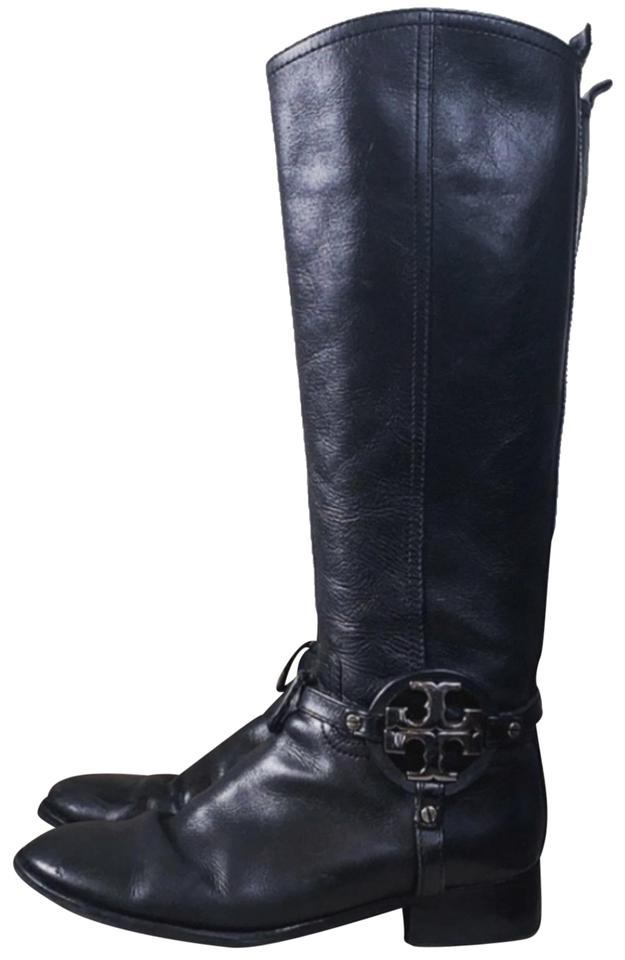 be4bebefefac Tory Burch Riding Boots Booties. Size  US 7 Regular (M ...