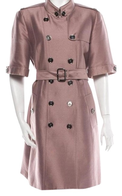 Item - Light Purple Short Sleeve Coat Size 14 (L)