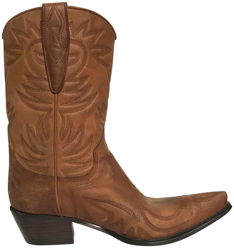 873df855753 Leather Boots/Booties