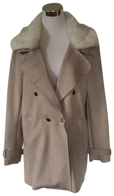 Item - Blush Nude Marie Coat Size 4 (S)